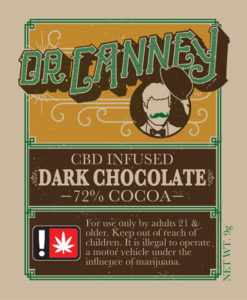Dr. Canney Dark Chocolate
