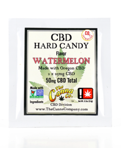 Watermelon CBD Hard Candy