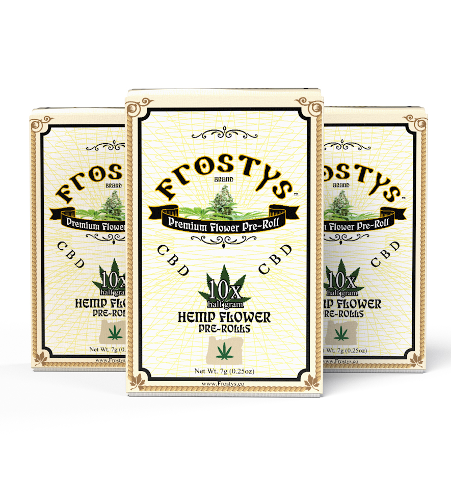 Frostys Premium Flower Pre-Roll (10 Pack)